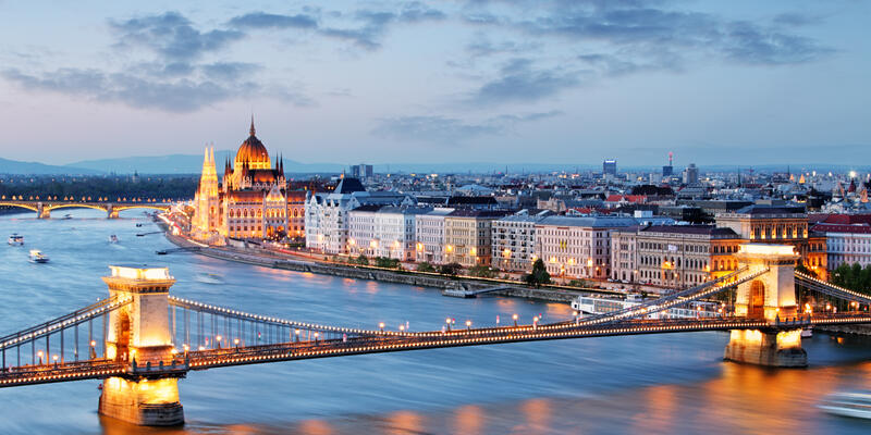 Budapest, Hungary (Photo: TTstudio/Shutterstock)