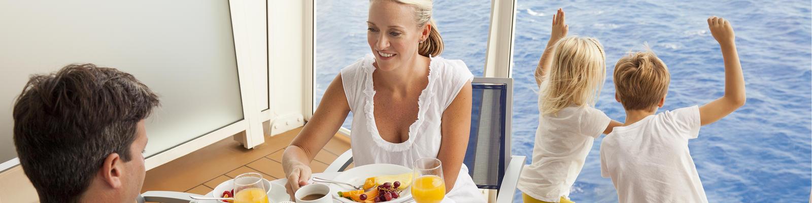 Best Family-Friendly Cruise Ship Cabins (Photo: Royal Caribbean International)