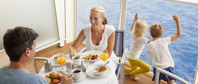 Best Family-Friendly Cruise Ship Cabins (Photo: Royal Caribbean International)