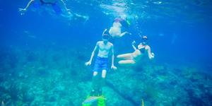 Snorkeling in Freeport, Bahamas (Photo: Viator)