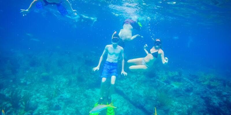 Snorkeling in Freeport, Bahamas (Photo: Viator)