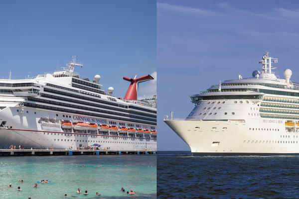 Carnival Cruise Line vs  Royal Caribbean International