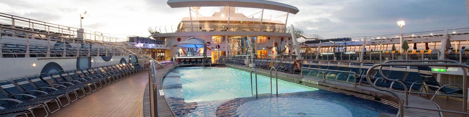 Royal Caribbean Allure of the Seas Cruise Ship