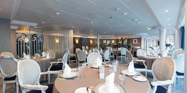 Azamara Journey Dining: Restaurants & Food on Cruise Critic