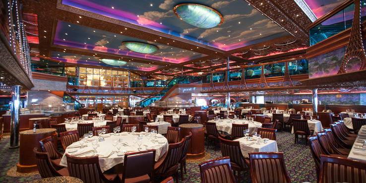 Carnival Conquest | Deck Plans, Activities & Sailings ...
