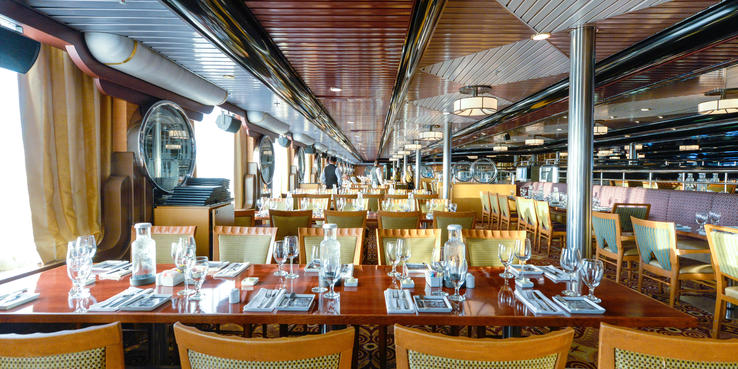 Carnival Ecstasy Dining Restaurants Amp Food On Cruise Critic