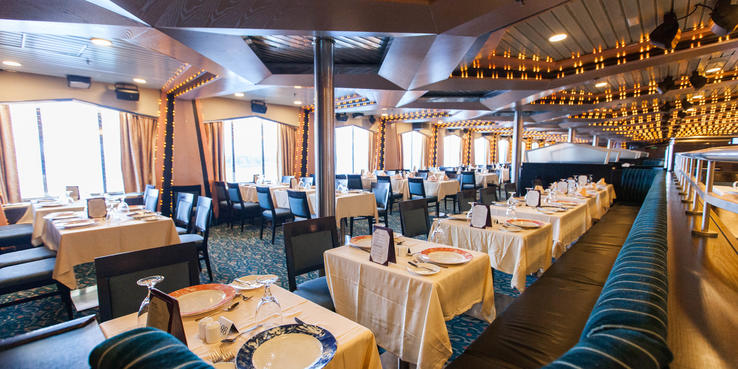 Carnival Fantasy Dining Restaurants Amp Food On Cruise Critic