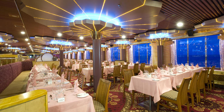 Carnival Fascination Dining Restaurants Amp Food On Cruise