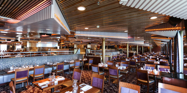 Carnival Freedom Daily Dining Room Menu