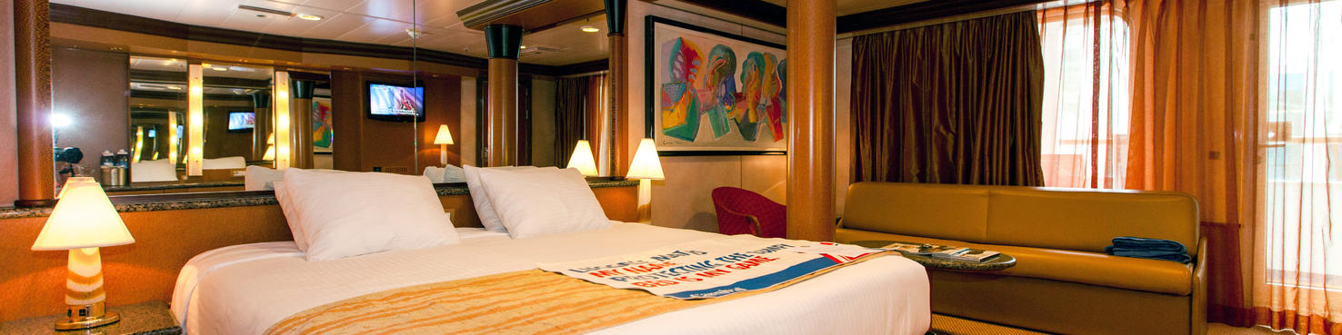 Carnival Sensation Cabins Staterooms On Cruise Critic