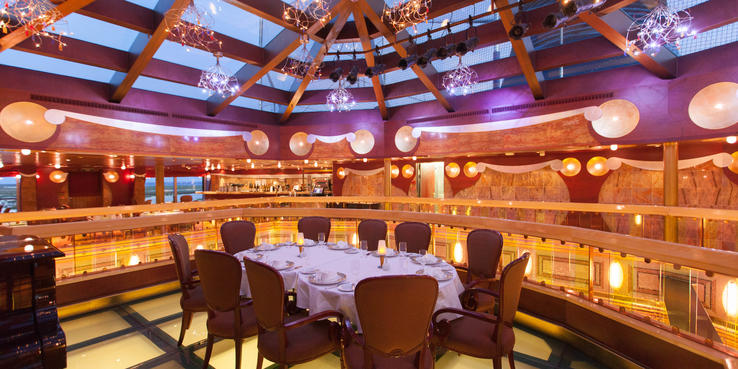Carnival Splendor Dining Restaurants Amp Food On Cruise Critic