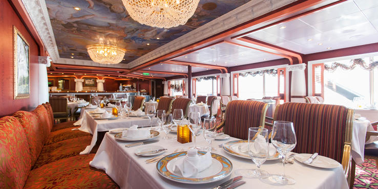 Carnival Valor Dining Restaurants Amp Food On Cruise Critic