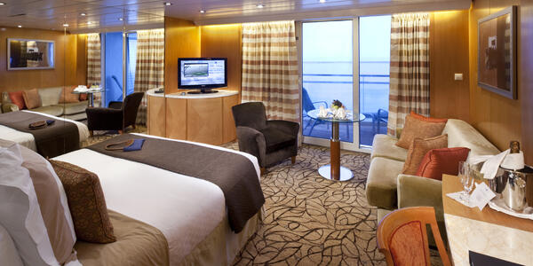 Celebrity Constellation Cabins