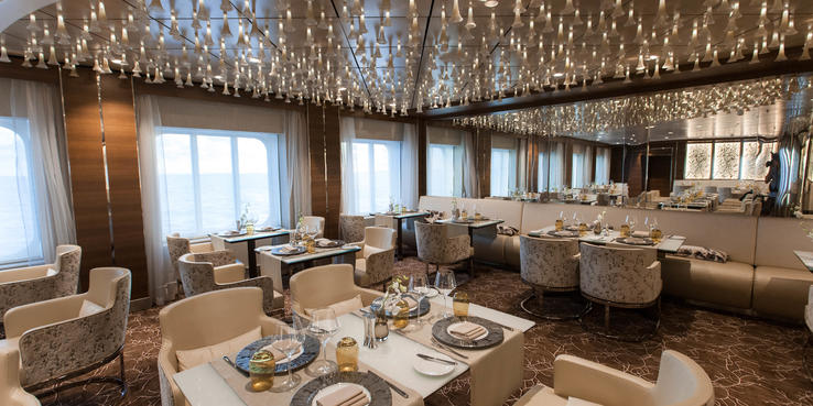 Celebrity Equinox Dining: Restaurants & Food on Cruise Critic