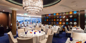 Celebrity Silhouette Dining