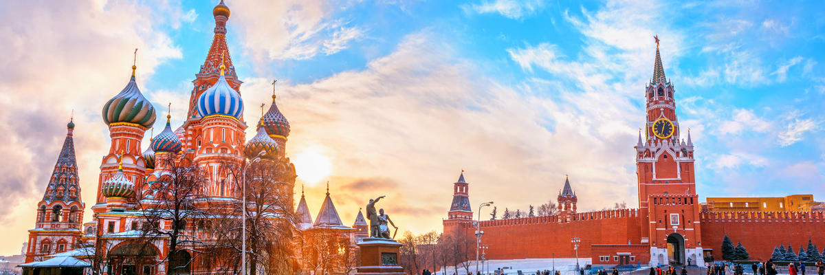 Red Square, Moscow, Russia (Photo: MarinaDa/Shutterstock)