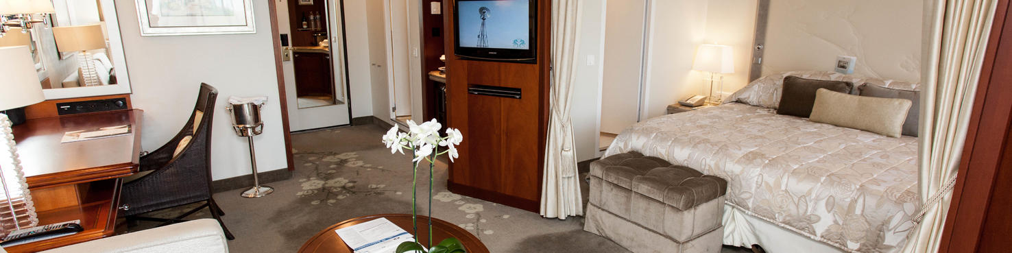 Crystal Symphony Cabins & Staterooms on Cruise Critic