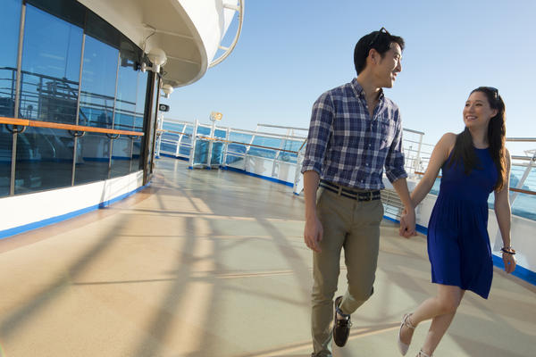 First Time Cruising Basics (Photo: Princess Cruises)