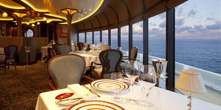 Disney Fantasy Dining: Restaurants & Food on Cruise Critic