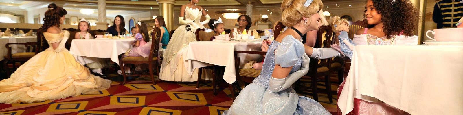 Disney Fantasy Cruise Ship
