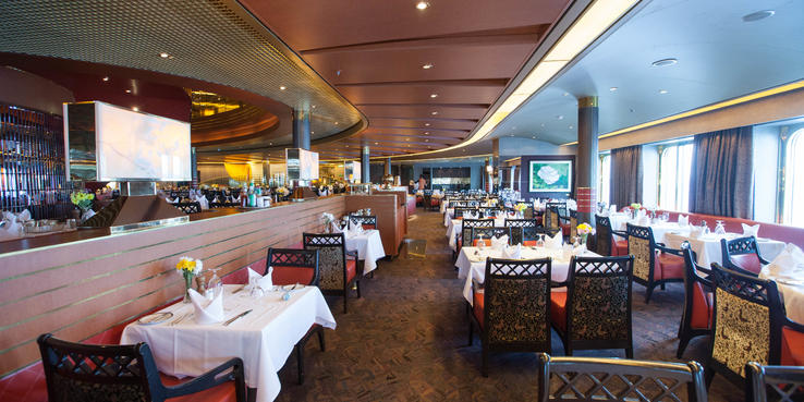 Eurodam Dining Restaurants Amp Food On Cruise Critic