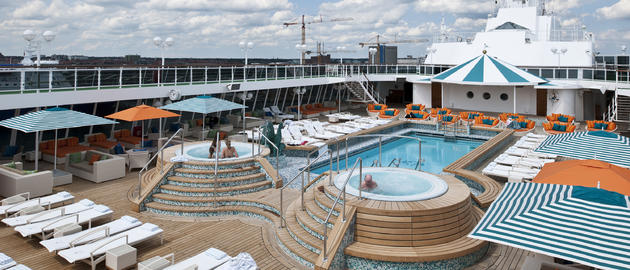 13 Things Not to Do on a Luxury Cruise (Photo: Crystal Cruises)