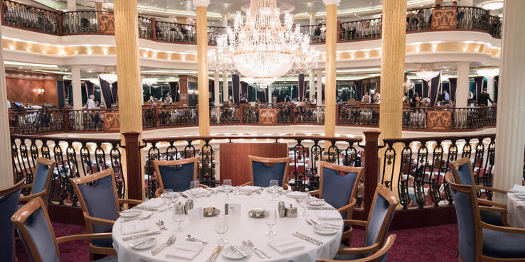 Prime Freedom Of The Seas Dining Restaurants Food On Cruise Critic Onthecornerstone Fun Painted Chair Ideas Images Onthecornerstoneorg