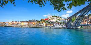 Porto skyline along the Douro River in Portugal (Photo: StevanZZ/Shutterstock)