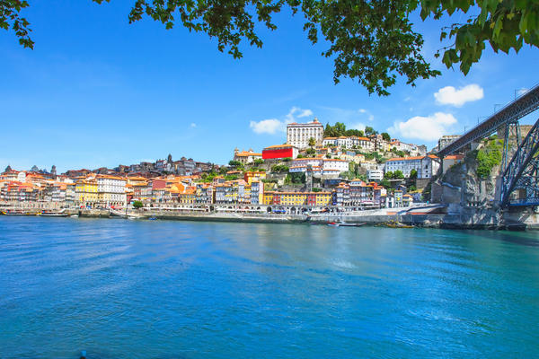 Porto skyline along the Douro River in Portugal (Photo: StevanZZ/Shutterstock)