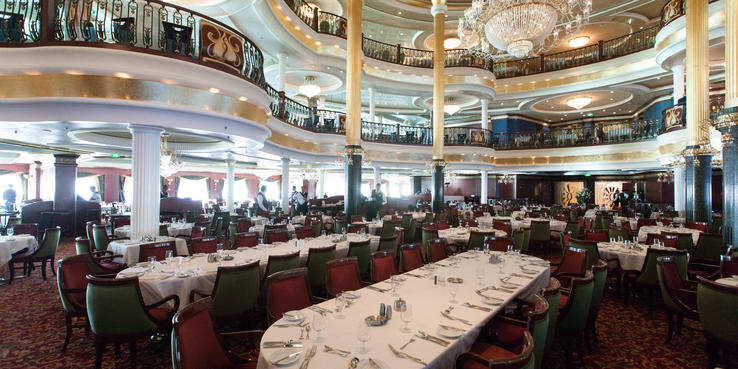 Independence of the Seas Dining: Restaurants & Food on Cruise Critic