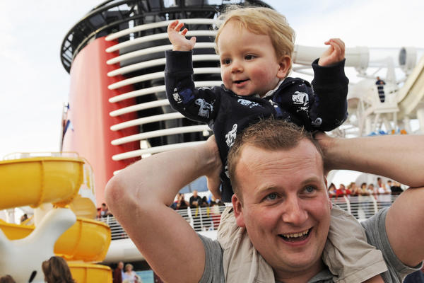 Best Cruises for Babies (Photo: Disney Cruise Line)