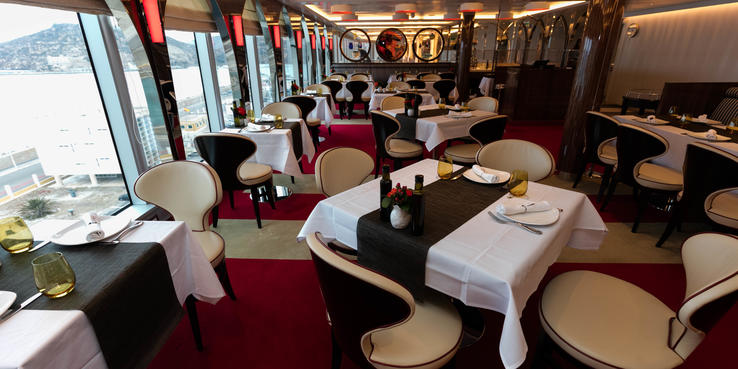 Astonishing Koningsdam Dining Restaurants Food On Cruise Critic Creativecarmelina Interior Chair Design Creativecarmelinacom