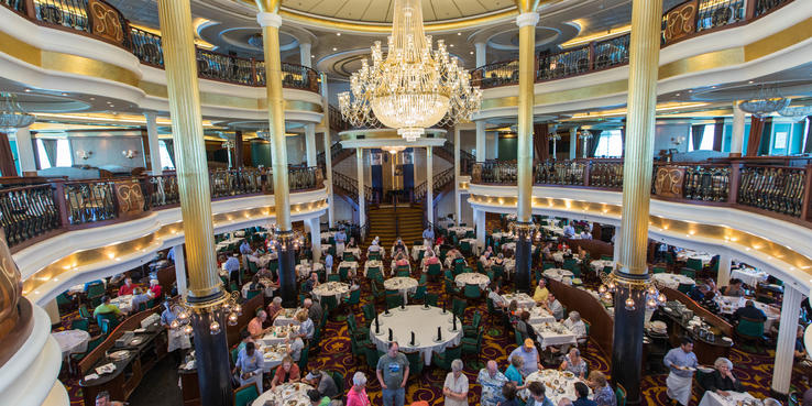 Liberty Of The Seas Dining Restaurants Amp Food On Cruise