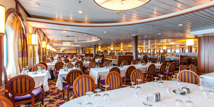 Majesty Of The Seas Dining Restaurants Food On Cruise Critic