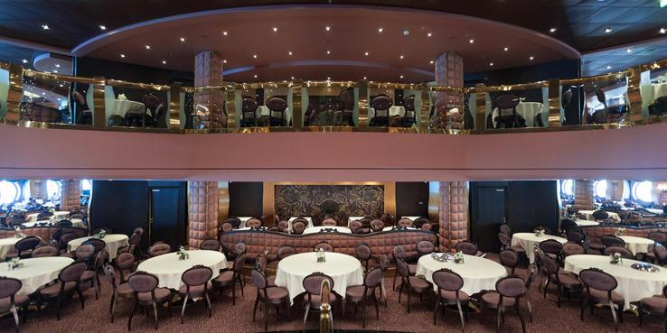 Msc Divina Dining Restaurants Amp Food On Cruise Critic