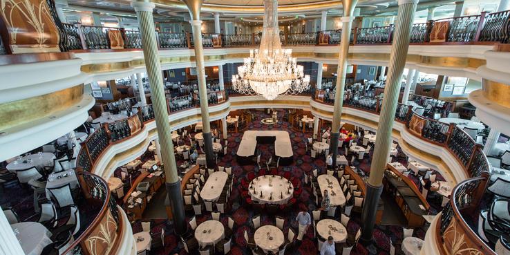 Navigator Of The Seas Dining Restaurants Amp Food On Cruise