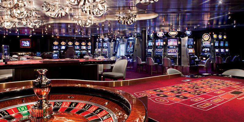 Nieuw Amsterdam Casino (Photo: Holland America)