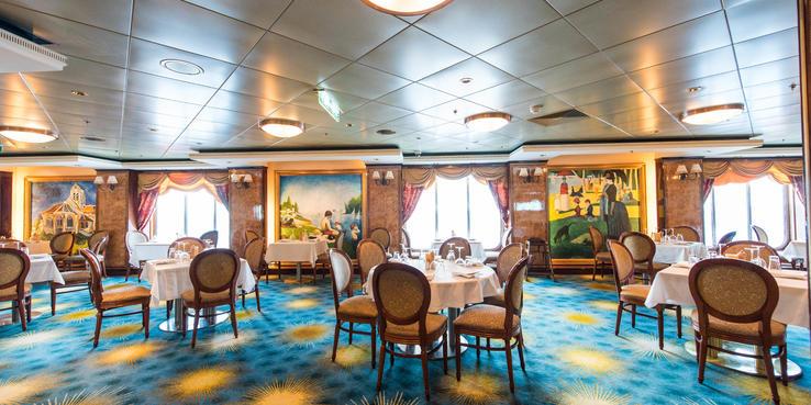 Norwegian Dawn Dining Restaurants Amp Food On Cruise Critic
