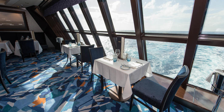 Norwegian Escape Dining Restaurants Food On Cruise Critic