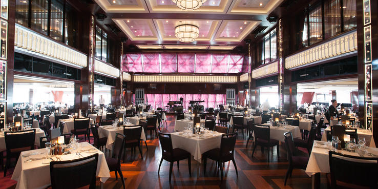 Norwegian Getaway Dining Restaurants Amp Food On Cruise Critic