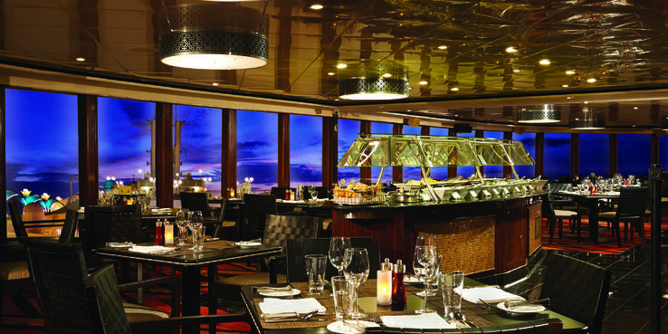 Norwegian Jewel Dining Restaurants Amp Food On Cruise Critic