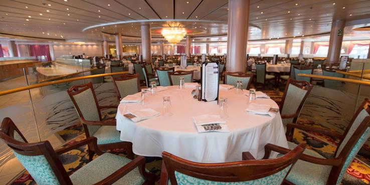 Norwegian Sky Dining Restaurants Amp Food On Cruise Critic