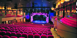 Norwegian Stars Theater (Photo: Norwegian Cruise Line)