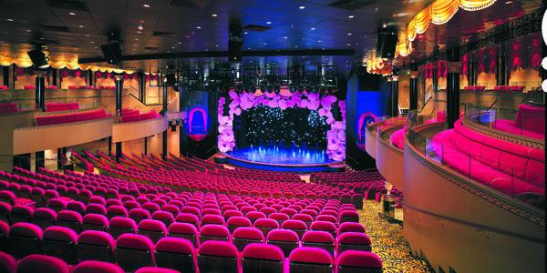 Norwegian Stars Theater (Photo: Norwegian Cruise Line)