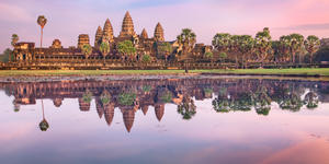 Angkor Wat Temple, Siem Reap, Cambodia (Photo: Lena Serditova/Shutterstock)