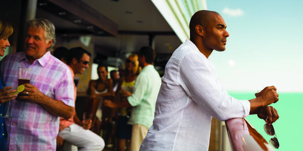 10 Things Every Solo Cruiser Should Know (Photo: Norwegian Cruise Line)