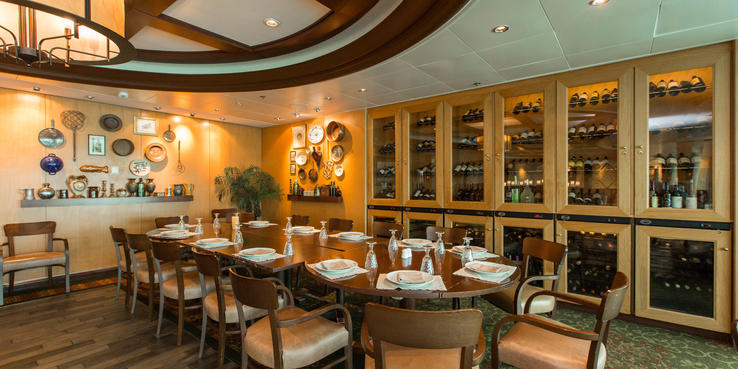 Radiance Of The Seas Dining Restaurants Amp Food On Cruise