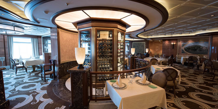 Regal Princess Dining Restaurants Amp Food On Cruise Critic