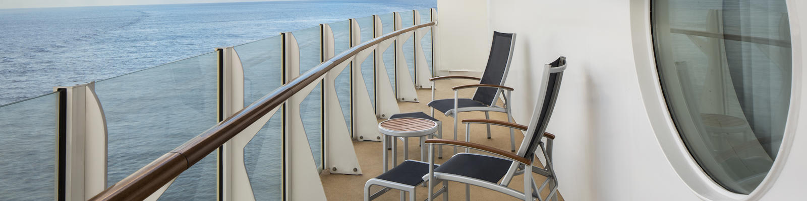 10 Things Not to Do on a Cruise Ship Balcony (Photo: Royal Caribbean International)