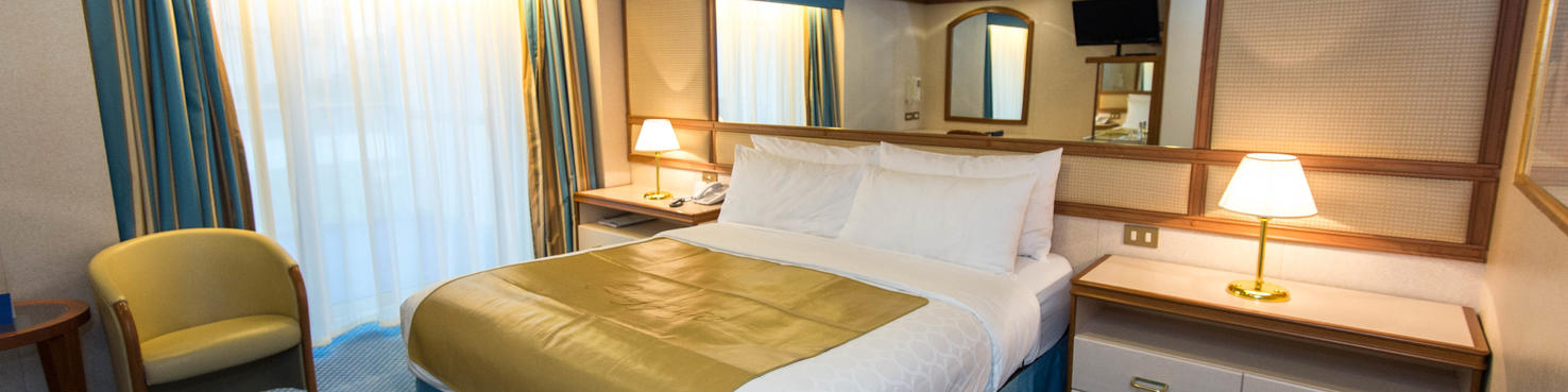 Ruby Princess Cabins Amp Staterooms On Cruise Critic